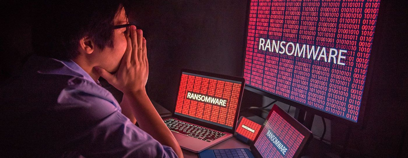 ransomware computers
