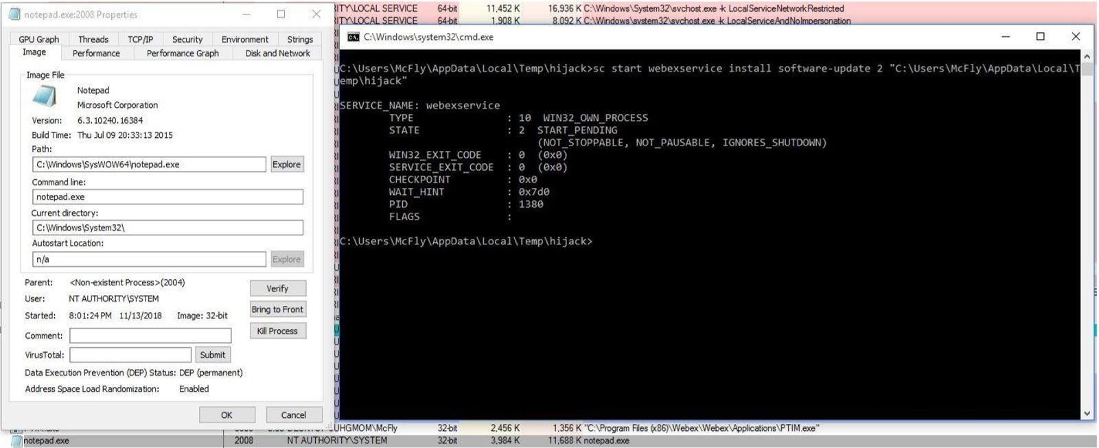 Bypassing CVE-2018-15442: Another Case of DLL Hijacking   Core Security