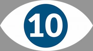 10 Eye Grey